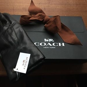 COACH Ladies' Gloves